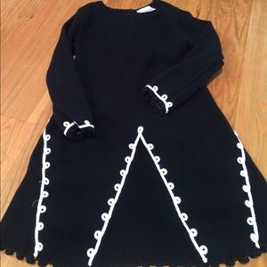 Hanna Andersson black dress
